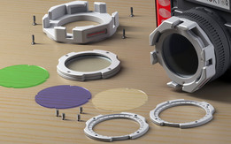 Konstruktor camera: lense design concept1