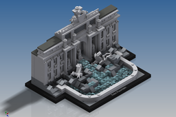 LEGO Architecture - Trevi Fountain (21020)