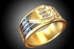 rotating ring