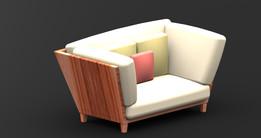 Poltrona / sofá