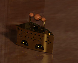 Brass Iron
