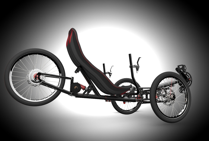 New project  Trike, customer wants it to go fast - Page 3