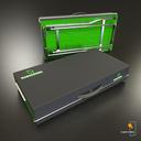 Portable Desk for Robaconda