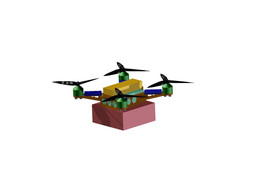 Quadcopter - Bysialdo Design