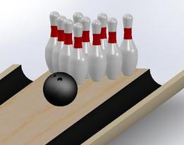 Bowling Simulation