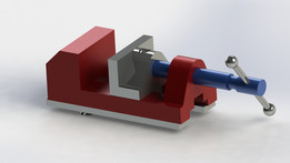 Bench Vice