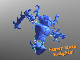 Super Math Knights