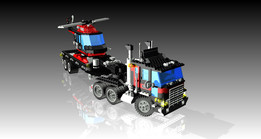 "LEGO Model Team ""Whirl N' Wheel Super Truck"" #5590"