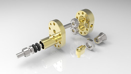 GEAR PUMP PARTS AS REQUESTED