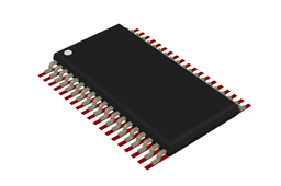 TSSOP 38 Pin (Thin Shrink Small Outline)