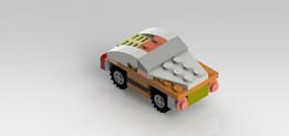 Carrinho da Lego
