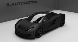 S.Automotive concept car