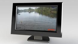 4 in FPV Monitor