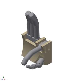 VA Index Finger Control Attachment