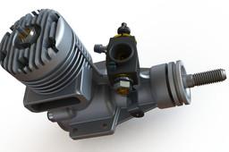 Veco 19 R/C Model Engine