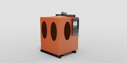 BOX CNC Plasma Tube cutting