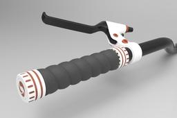 Bike handlebar special collet v4