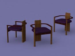 Desk Chair 01