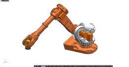 6-axis robot abb6650_320_125