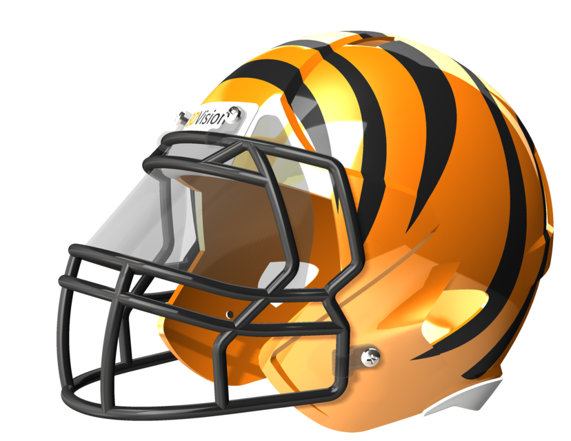 Football Helmet  SOLIDWORKSSTEP  IGESSTL  3D CAD model  GrabCAD