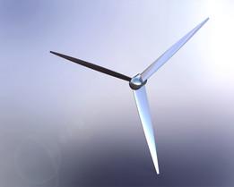6m rotor wind turbine
