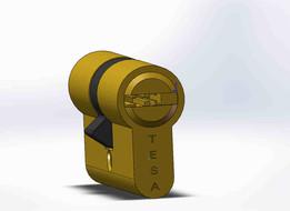 Cilindre de seguretat TESA