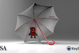 Umbrella - IDSA - Rendering Challenge