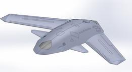 Autonomous Highly Agile Hunter Killer UCAV ( AHAHK )