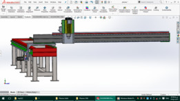 2-Purpose Huge CNC Machine