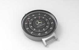 Mercedes Benz watch