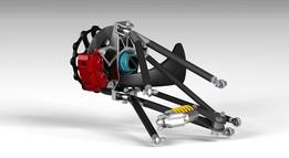 Front Suspension Design - UCL Formula Student