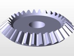 Parametrics gears