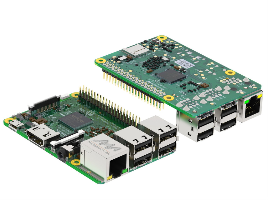 Raspberry pi 3 model b reference design rpi raspberrypi for Raspberry pi 3 architecture