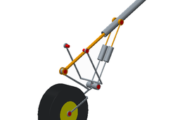 Landing Gear Design & Analysis