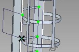 Monkey ladder - Maritime ladder