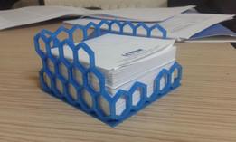 3D printable paper holder