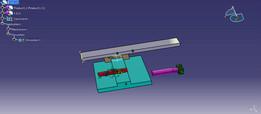 piston rod asembly