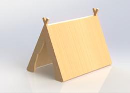 tent - Recent models | 3D CAD Model Collection | GrabCAD