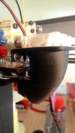 3d printing solidoodle 2 hot end cooler