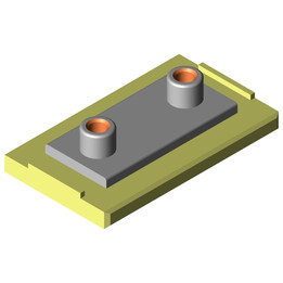 NW-02-27 drylin N linear bearing