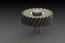 Motoreducer parts