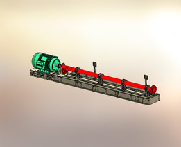 Horizontal Pump System