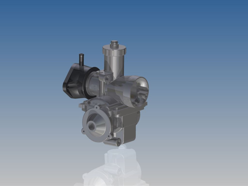 carburetor - Recent models - GrabCAD - CAD Library