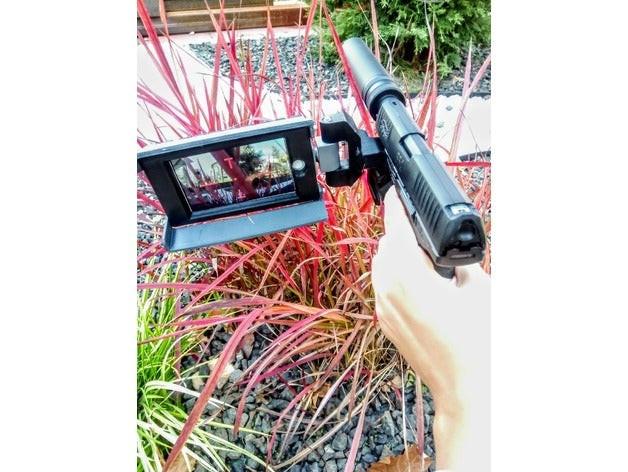 Corner Shot 3 0 Working Version 3d Cad Model Library Grabcad