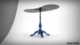 coffee tables design Solidworks