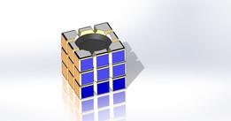 Rubiks Pencilcase