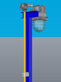 LAMPARA APE SCHUCH D6300