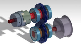 pulley - Recent models | 3D CAD Model Collection | GrabCAD Community