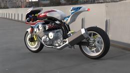 CBX-R 1000 bike