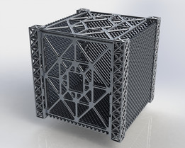 Additive Manufacturing CubeSat Design